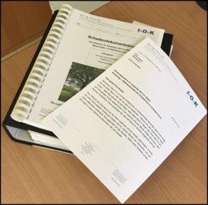 Berichte und Gutachten für Gebäudeschäuden - I-O-K