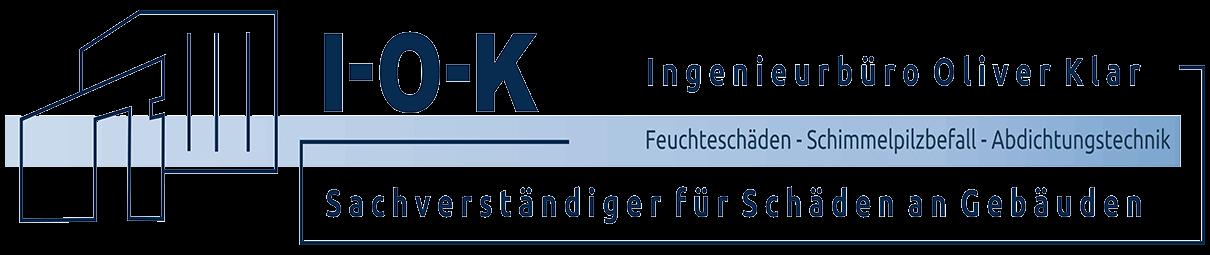 Sachverständiger für Gebäudeschäden in & um Köln | I-O-K.de