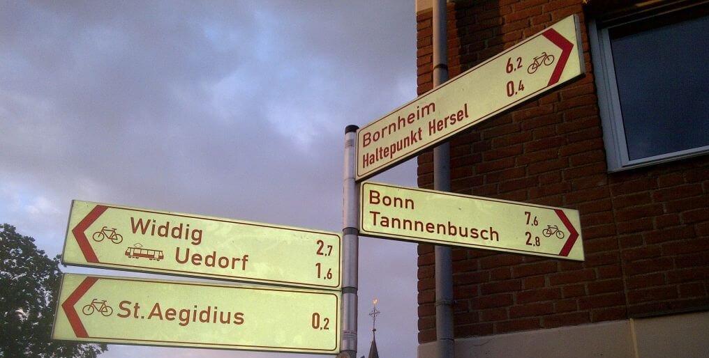 Stadt Bornheim Foto