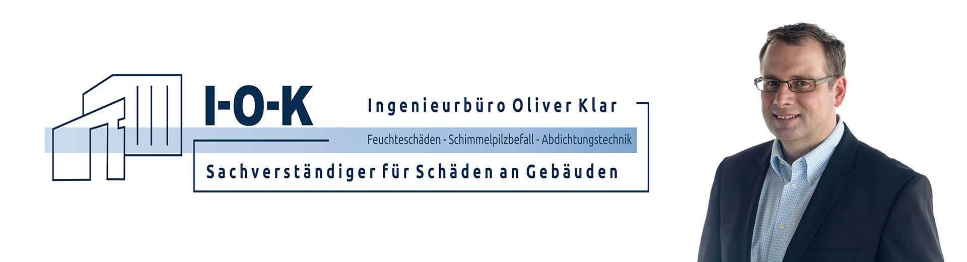 Sachverständigenbüro I-O-K, Oliver Klar