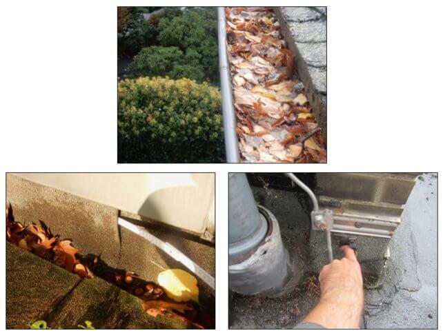 Schadensursachen Feuchtschäden Dachbereich - I-O-K